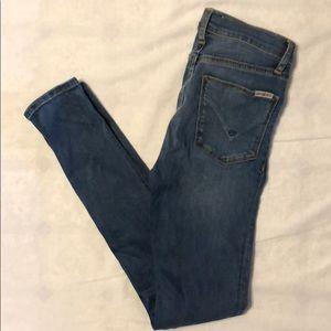 Hudson Jeans Brand new light wash skinny jeggings